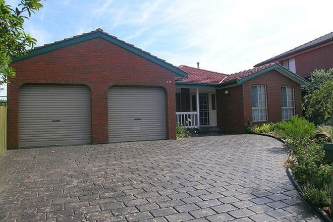 Picture of 20 Thackeray Quadrant Street, AVONDALE HEIGHTS VIC 3034