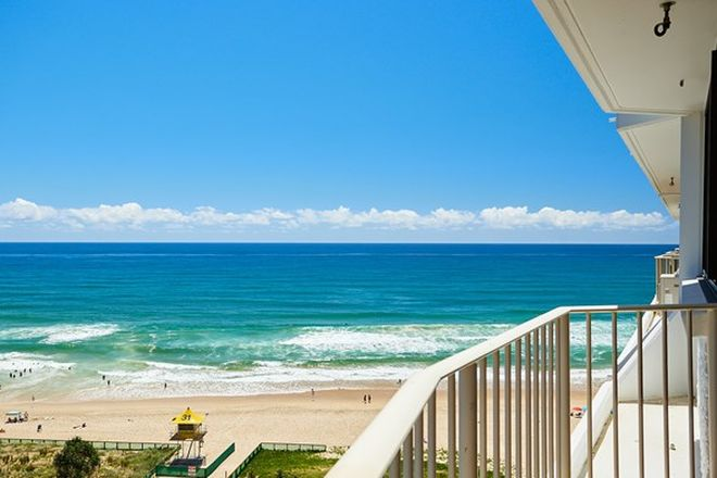 Picture of 10E/50 Old Burleigh Road, SURFERS PARADISE QLD 4217