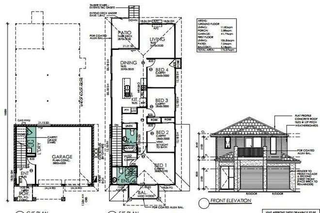 Picture of Lot 103 Brentwood Forest Estate, BELLBIRD PARK QLD 4300