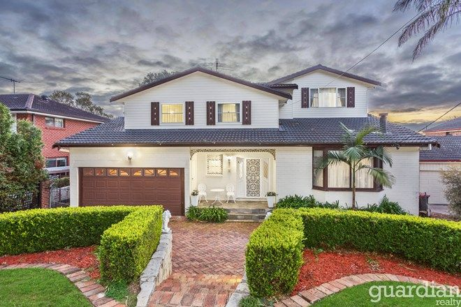 Picture of 57 Excelsior Avenue, CASTLE HILL NSW 2154
