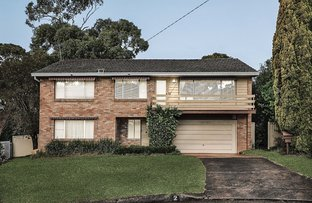 Picture of 2 Gentian Place, Lugarno NSW 2210