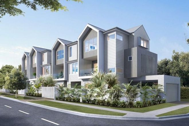 Picture of 1/1 Cedar Court, BURLEIGH HEADS QLD 4220