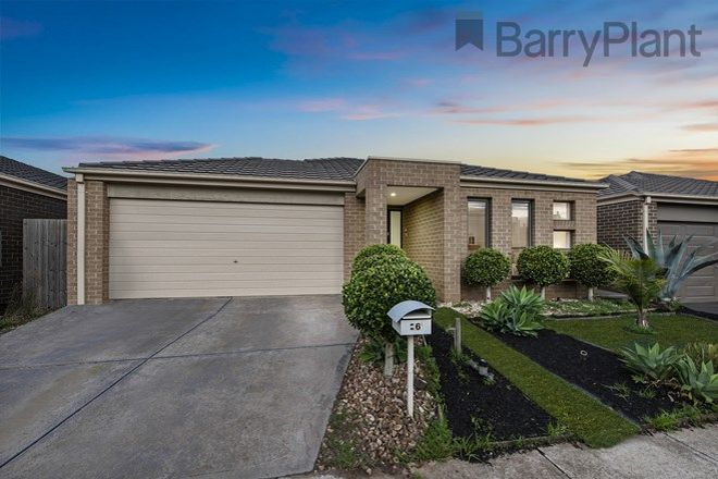 Picture of 36 Marquands Road, TRUGANINA VIC 3029
