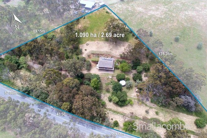 Picture of 233 Grants Gully Road, CLARENDON SA 5157