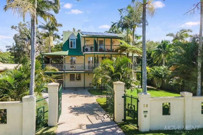 Picture of 38 Coronation Avenue, BEACHMERE QLD 4510