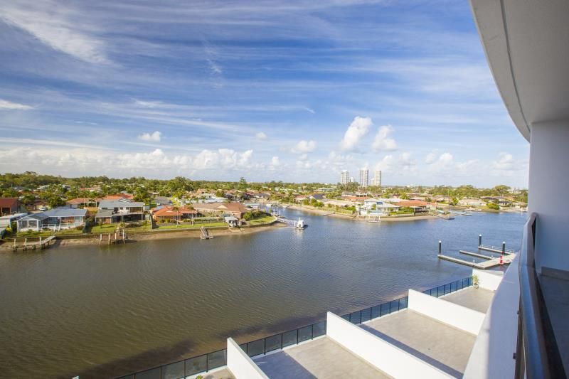 3402/5 HARBOUR SIDE COURT, Biggera Waters QLD 4216, Image 0