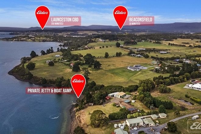 Picture of 229 Bevic Road, CLARENCE POINT TAS 7270