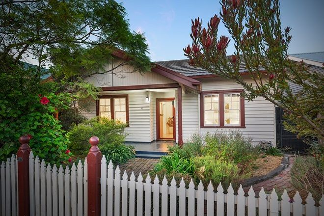 Picture of 42 Clarence Street, BRUNSWICK EAST VIC 3057