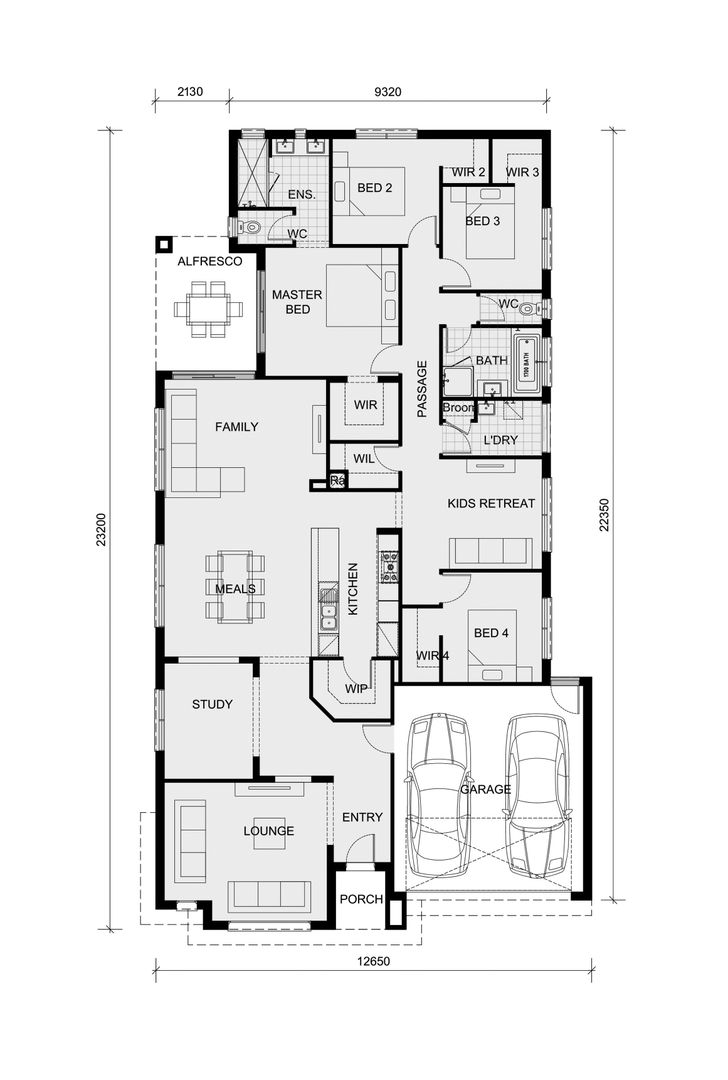 Lot 1844 Picton Place (Annadale Estate), Mickleham VIC 3064, Image 1