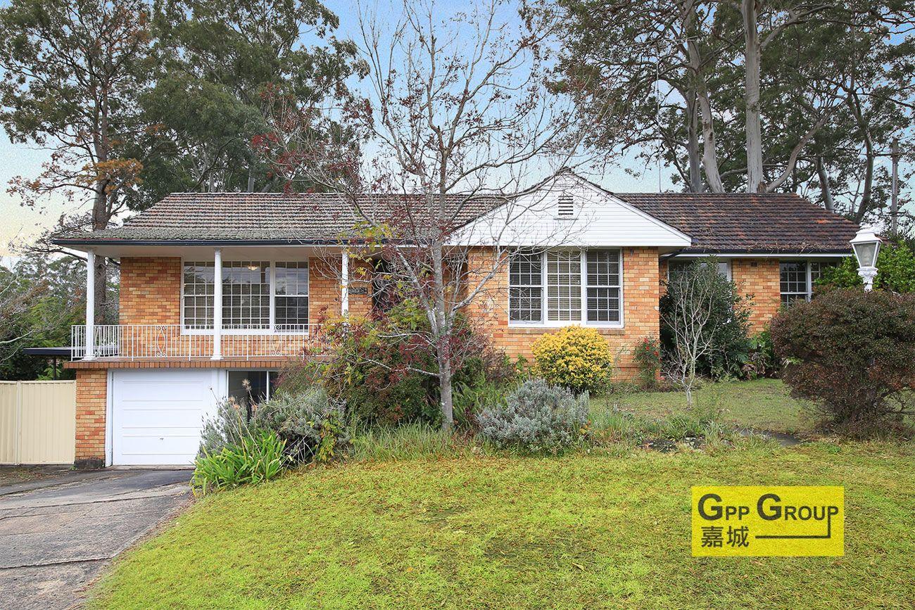 7 Marwood Drive, Beecroft NSW 2119, Image 0