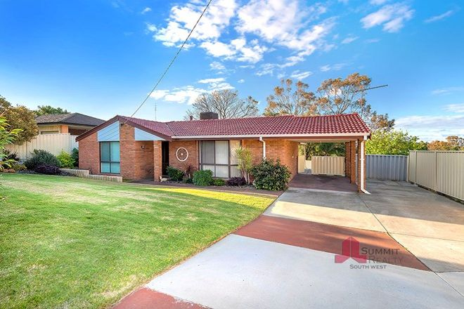 Picture of 3 Hughlings Place, AUSTRALIND WA 6233