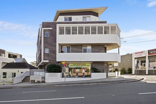 Picture of 14/1-11 Canterbury Road, CANTERBURY NSW 2193