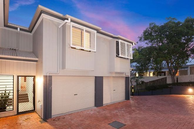 Picture of 4/24 Arthur Terrace, RED HILL QLD 4059