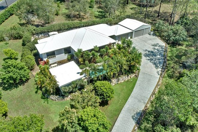 Picture of 77 Brimblecombe Circuit, PULLENVALE QLD 4069