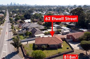 Picture of 62 Etwell Street, East Victoria Park WA 6101
