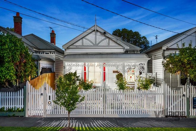 Picture of 5 Fielding Street, YARRAVILLE VIC 3013