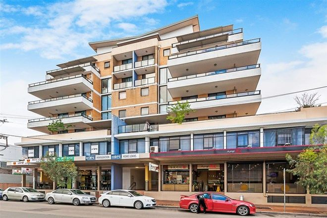 Picture of 42/24 First Avenue, BLACKTOWN NSW 2148