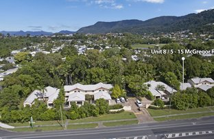 Picture of Unit 8/5-15 Mcgregor St, Mooroobool QLD 4870
