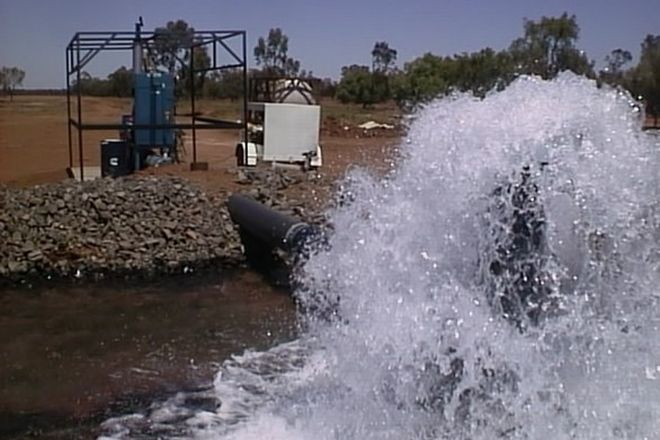 Picture of Namoi - Zone 1 Bore Water, WEE WAA NSW 2388