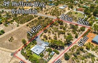 Picture of 47 Heffron  Way, Gabbadah WA 6041