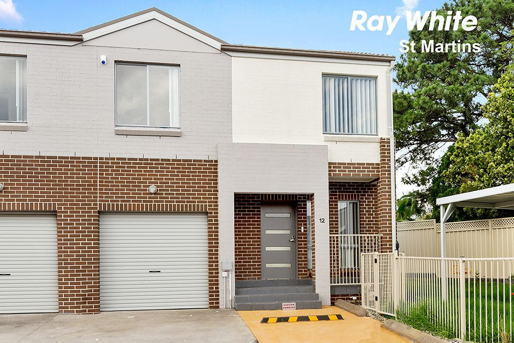 12/80-84 Kildare Road, Blacktown NSW 2148, Image 0