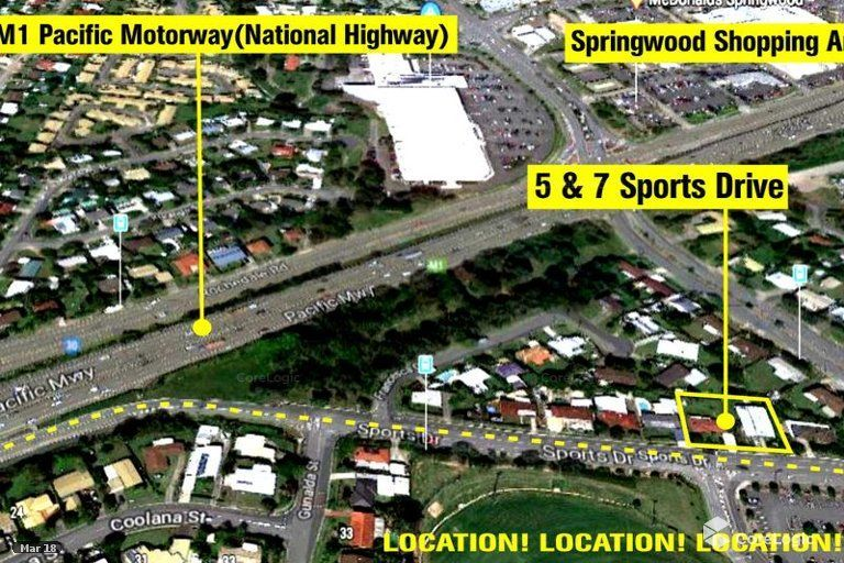 5 & 7 Sports Drive, Underwood QLD 4119, Image 1