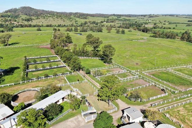 Picture of 110 Knockfin Road, LUSKINTYRE NSW 2321