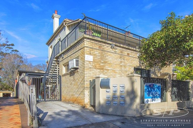 Picture of B5/31 Fort Street, PETERSHAM NSW 2049