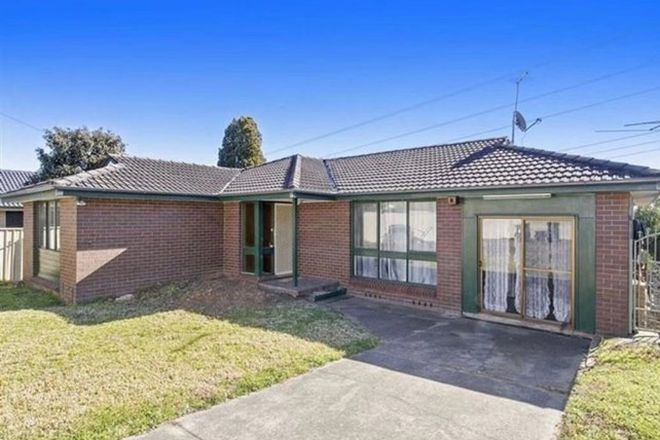Picture of 11 Raven Grove, BIDWILL NSW 2770