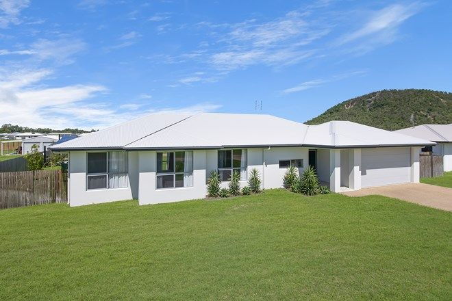 Picture of 123 Crystal Crescent, ALICE RIVER QLD 4817