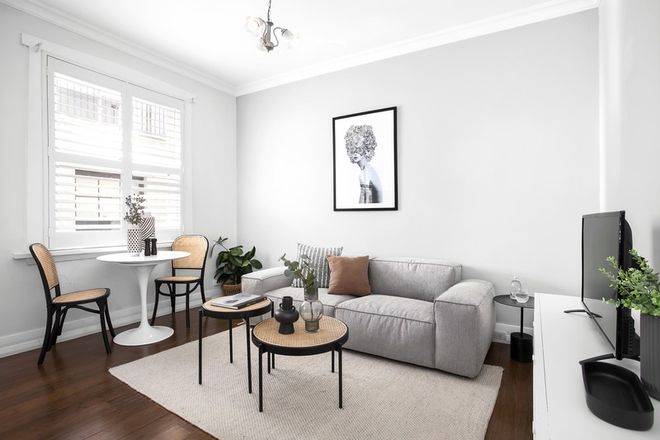 Picture of 8/42 Bayswater Road, RUSHCUTTERS BAY NSW 2011