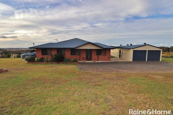 Picture of 10 North Kerton Road, EAST NANANGO QLD 4615