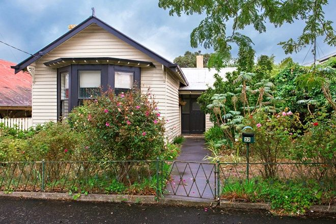 Picture of 32 Barkly St, BAKERY HILL VIC 3350