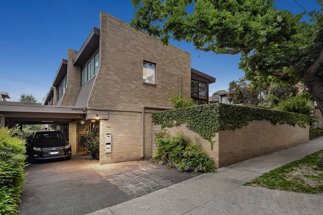 Picture of 1/21 Kensington Road, SOUTH YARRA VIC 3141