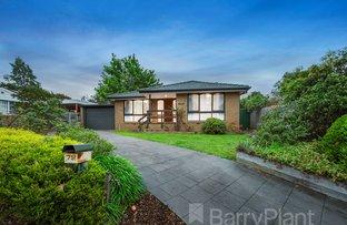 Picture of 75 Berrabri  Drive, Scoresby VIC 3179
