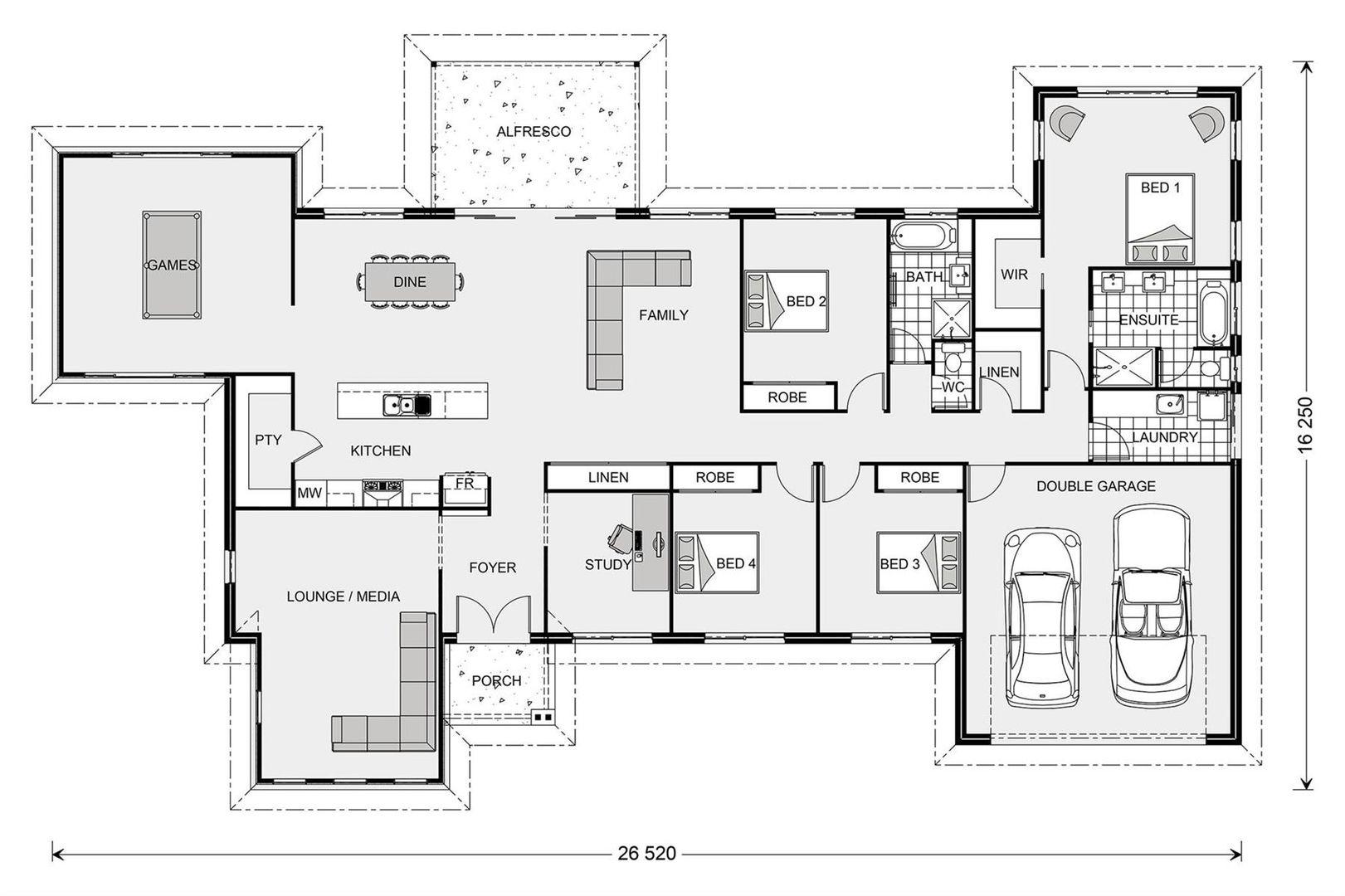 Lot 1775 Trout Court, Greenbank QLD 4124, Image 1