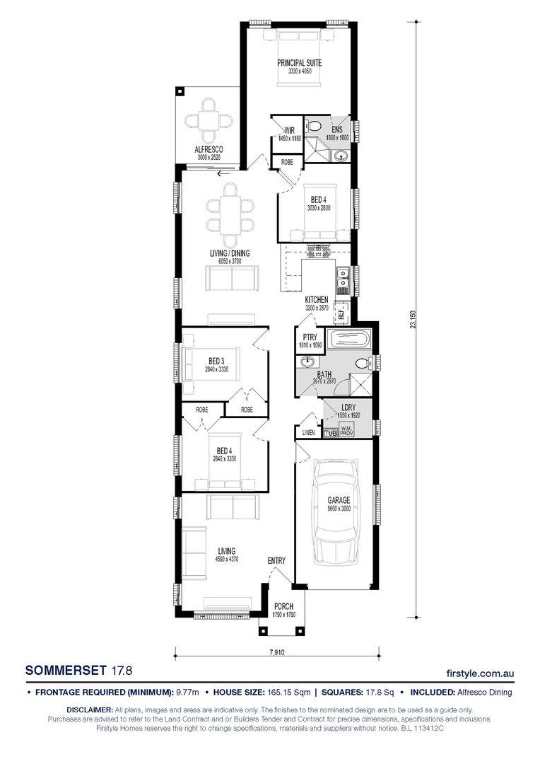 Lot 407 Seventh Avenue, Austral NSW 2179, Image 1