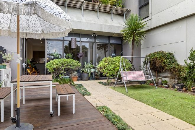 Picture of 115/200 Stephen Street, YARRAVILLE VIC 3013