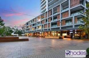Picture of 906/7 RIDER BLVD, Rhodes NSW 2138