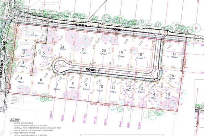 Picture of Lot 1 Nimmo Rd., DIAMOND CREEK VIC 3089