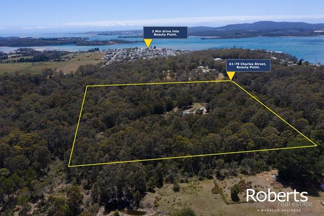 Picture of 61-79 Charles Street, BEAUTY POINT TAS 7270