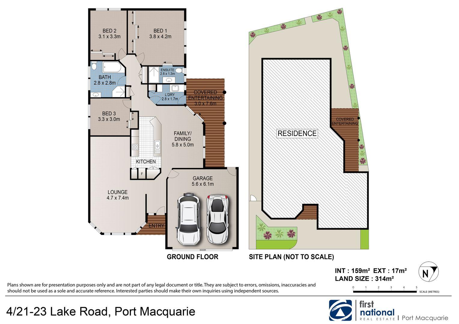 4/21-23 Lake Road, Port Macquarie NSW 2444 - Villa For Sale | Domain
