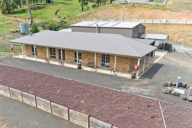 Picture of 2488 Whittlesea Yea Road, FLOWERDALE VIC 3717