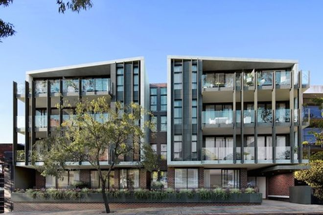 Picture of 208/22-28 Courtney Street, NORTH MELBOURNE VIC 3051