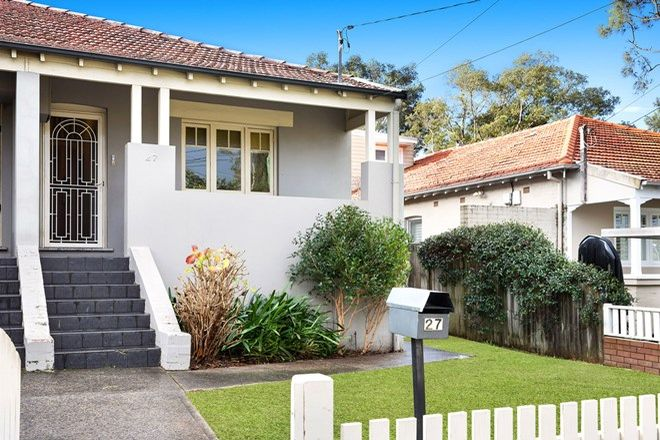 Picture of 27 Frenchs Road, WILLOUGHBY NSW 2068