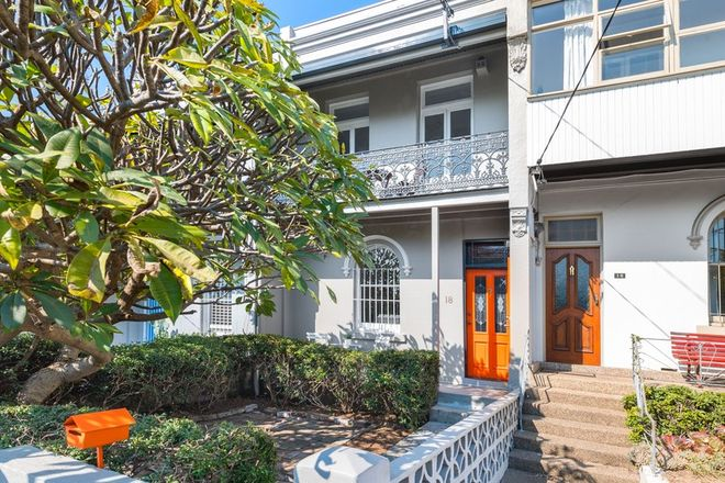 Picture of 18 Forsyth Street, GLEBE NSW 2037