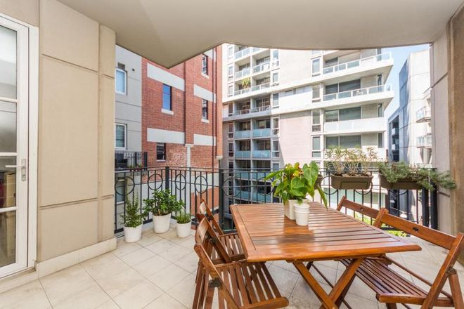 Picture of 53/190 Albert Street, EAST MELBOURNE VIC 3002
