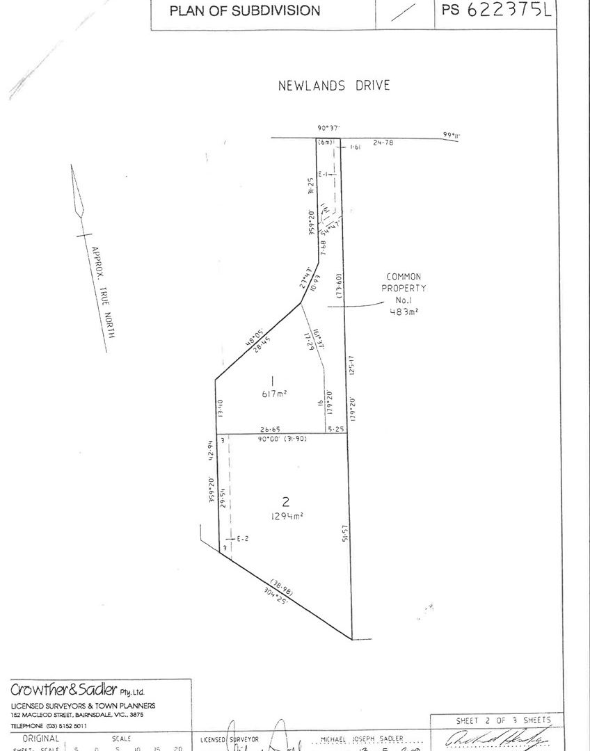 Lot 1/139 Newlands Drive, Paynesville VIC 3880, Image 1