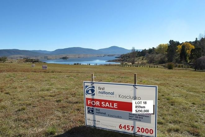 Picture of Lot 18 Old Kosciuszko Road, EAST JINDABYNE NSW 2627