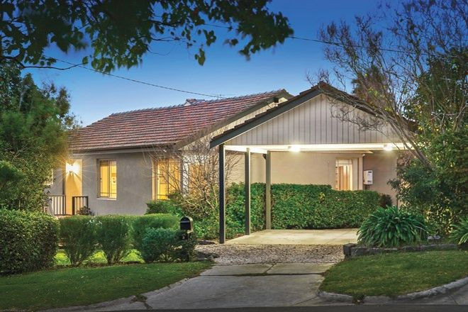 Picture of 3 West Court, CAMBERWELL VIC 3124